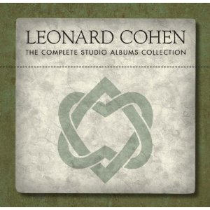 LEONARD COHEN - THE COMPLETE STUDIO ALBUMS COLLECTION -11CD (CD