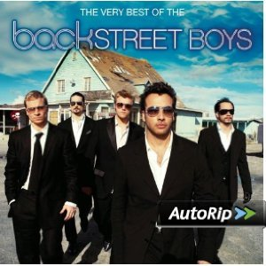 BACKSTREET BOYS - THE VERY BEST OF (CD)