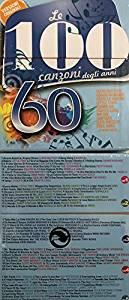 LE 100 CANZONI DEGLI ANNI '60 -5CD (CD)