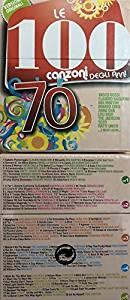 100 CANZONI ANNI 70 -5CD (CD)