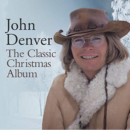 JOHN DENVER - THE CLASSIC CHRISTMAS ALBUM (CD)