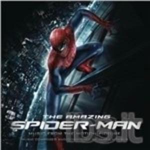 SPIDER-MAN THE AMAZING SPIDER-MAN (CD)
