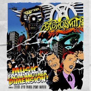 AEROSMITH - MUSIC FROM ANOTHER DIMENSION! -2LP+CD (LP)