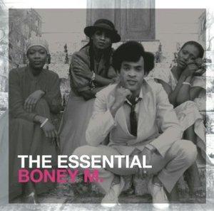 BONEY M. - THE ESSENTIAL -2CD (CD)