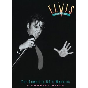 ELVIS PRESLEY - THE KING OF ROCK 'N' ROLL: THE COMPLETE 50'S MASTERS -5CD (CD)