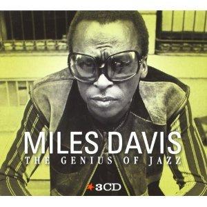 MILES DAVIS - THE GENIUS OF JAZZ -3CD (CD)