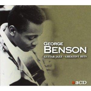 GEORGE BENSON - GUITAR JAZZ - GREATEST HITS -3CD (CD)