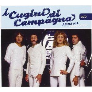 CUGINI DI CAMPAGNA - ANIMA MIA ED ALTRI SUCCESSI -3CD (CD)