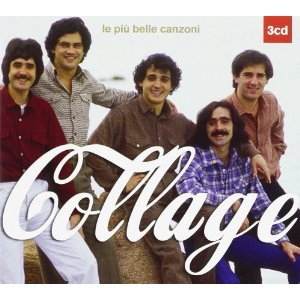 COLLAGE - LE PIU' BELLE CANZONI -3CD (CD)