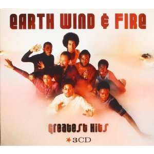 EARTH WIND & FIRE - GREATEST HITS -3CD (CD)