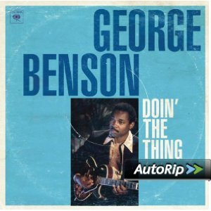 GEORGE BENSON - DOIN' THE THING (CD)