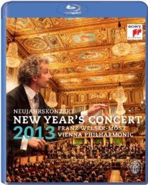 NEUJAHRSKONZERT / NEW YEAR'S CONCERT 2013 / CONCERTO DI CAPODANNO 2013