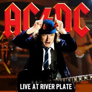 AC/DC - LIVE AT RIVER PLATE -3LP (LP)