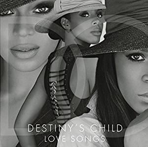 DESTINY'S CHILD - LOVE SONGS (CD)