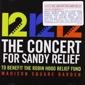 12.12.12. THE CONCERT FOR SANDY RELIEF -2CD (CD)