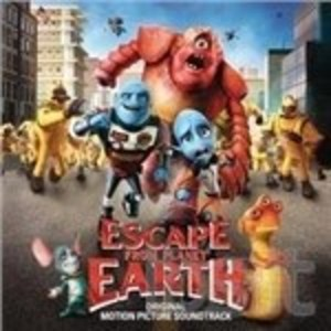 ESCAPE FROM PLANET EARTH (CD)