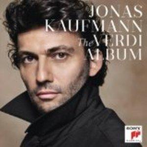 JONAS KAUFMANN - VERDI ALBUM (CD)