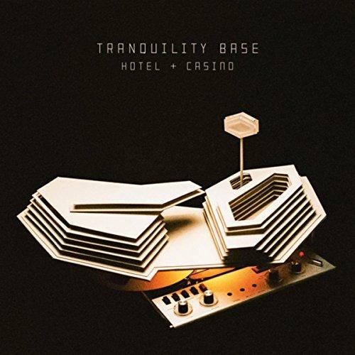 ARCTIC MONKEYS - TRANQUILITY BASE HOTEL & CASINO (CD)