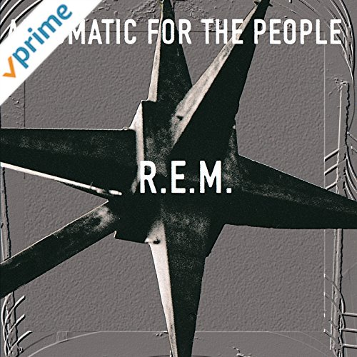 R.E.M. - AUTOMATIC FOR THE PEOPLE (CD)