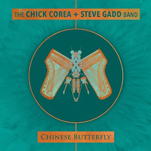 CHICK COREA & STEVE GADD - CHINESE BUTTERFLY (CD)