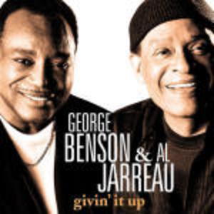 JARREAU BENSON - GIVIN' IT UP (CD)