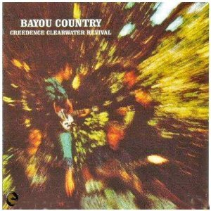CREEDENCE CLEARWATER REVIVAL - BAYOU COUNTRY -RMX (CD)