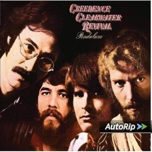 CREEDENCE CLEARWATER - PENDULUM -RMX (CD)