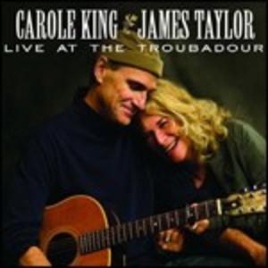 JAMES TAYLOR - LIVE AT THE TROUBADOUR (CD)