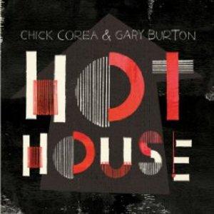 BURTON COREA - HOT HOUSE (CD)