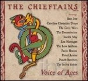 CHIEFTAINS - VOICE OF AGES -(DELUXE) CD+DVD (CD)