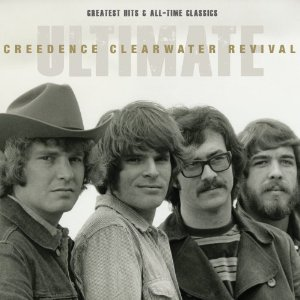 CREEDENCE CLEARWATER REVIVAL - GREATEST HITS & ALL-TIME CLASSIC