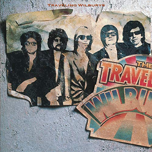 TRAVELING WILBURYS - VOL. 1 (CD)