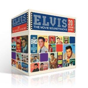ELVIS PRESLEY - THE MOVIE SOUNDTRACKS -20 (CD)