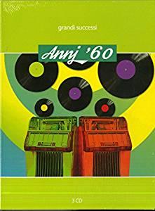 ANNI 60 GRANDI SUCCESSI -3CD (CD)
