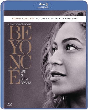 BEYONCE' - LIFE IS BUT A DREAM (BLU-RAY)