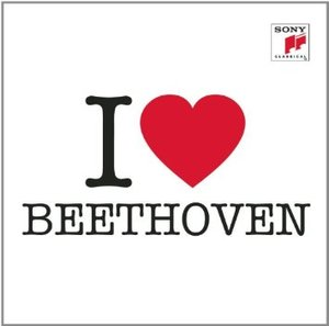BEETHOVEN: I LOVE BEETHOVEN (CD)