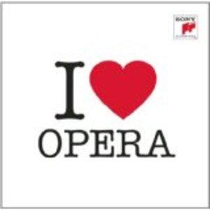 I LOVE OPERA (CD)