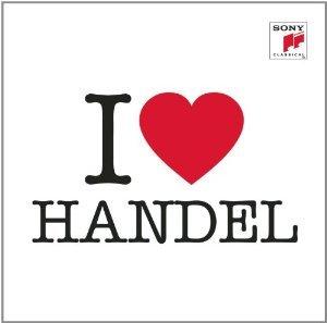 HANDEL: I LOVE HANDEL (CD)