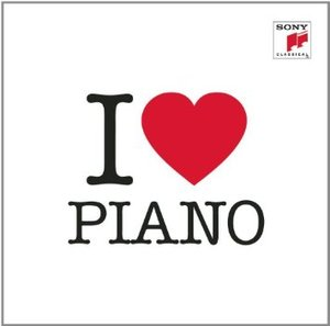 I LOVE PIANO (CD)