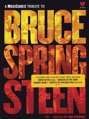 BRUCE SPRINGSTEEN. A MUSICARES TRIBUTE TO BRUCE SPRINGSTEEN (DVD)