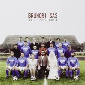 BRUNORI SAS - POVERI CRISTI 2 (CD)