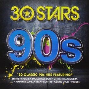 30 STARS 90S -2CD (CD)