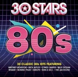30 STARS 80S -2CD (CD)
