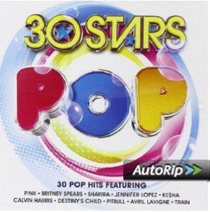 30 STARS POP -2CD (CD)