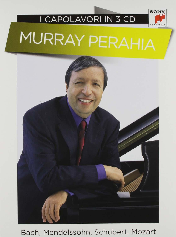 MURRAY PERAHIA - I CAPOLAVORI (3 CD) (CD)