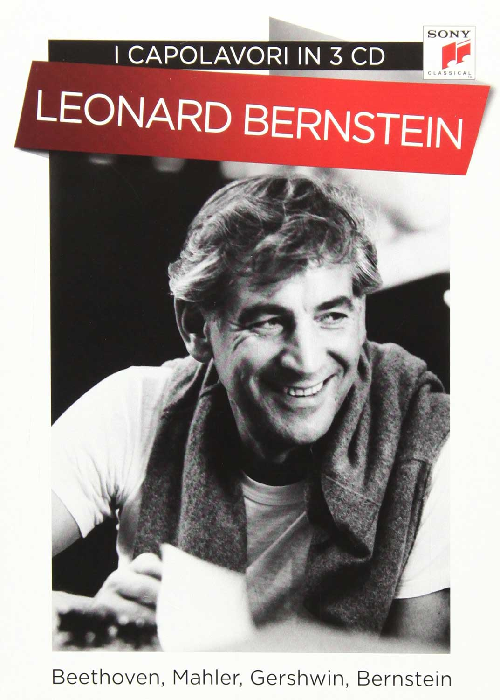 BERNSTEIN LEONARD - LEONARD BERNSTEIN-CAPOLAVORI (3 CD) (CD)