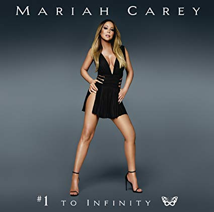 MARIAH CAREY - #1 TO INFINITY (CD)