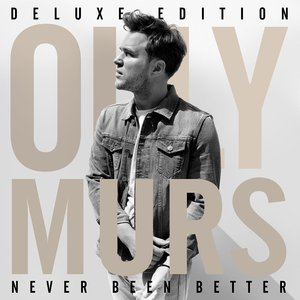OLLY MURS - NEVER BEEN BETTER -DLX (CD)
