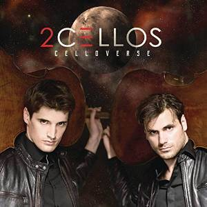 2 CELLOS - CELLOVERSE (CD)