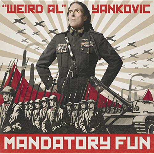 """WEIRD AL"" YANKOVIC - MANDATORY FUN (CD)"